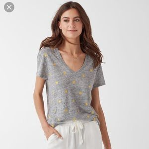 NWT Splendid X Gray Malin T-Shirt Size M